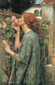 waterhouse_my_sweet_rose